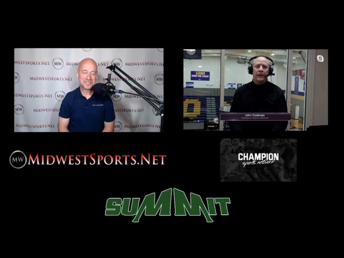 The Summit With Guest John Cookman Midwest Sports